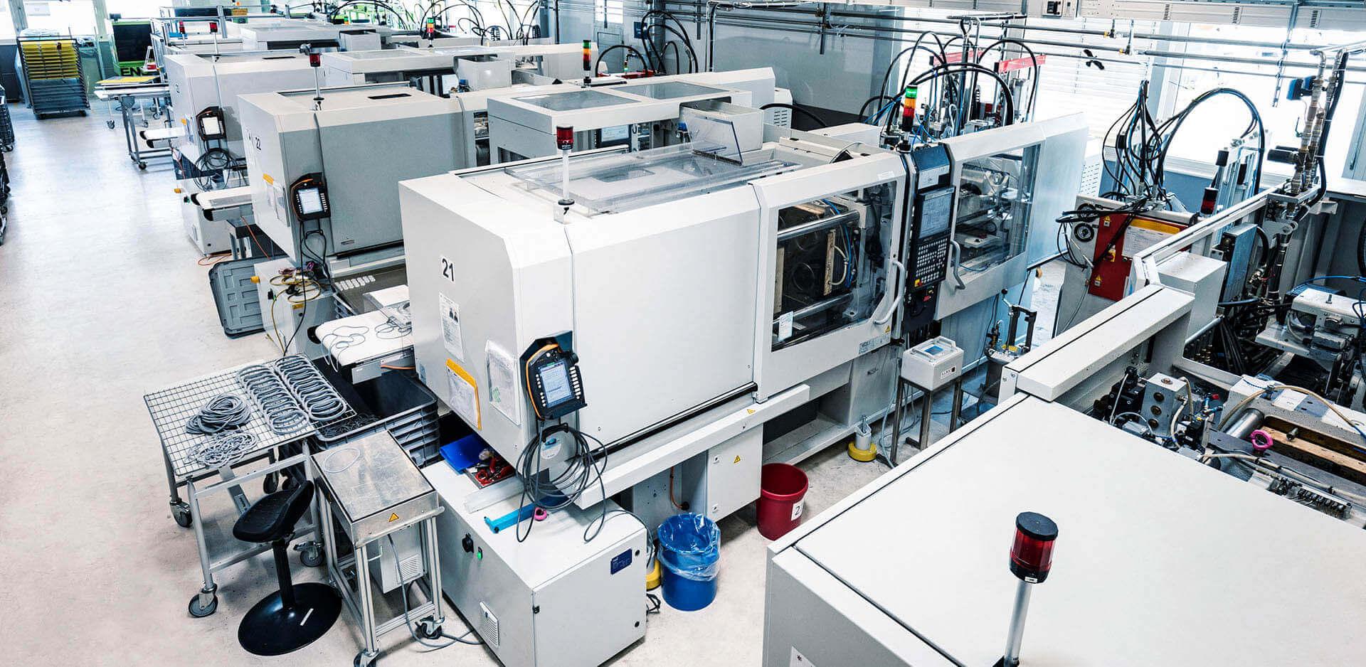 Qualität in Komponenten aus Silikon