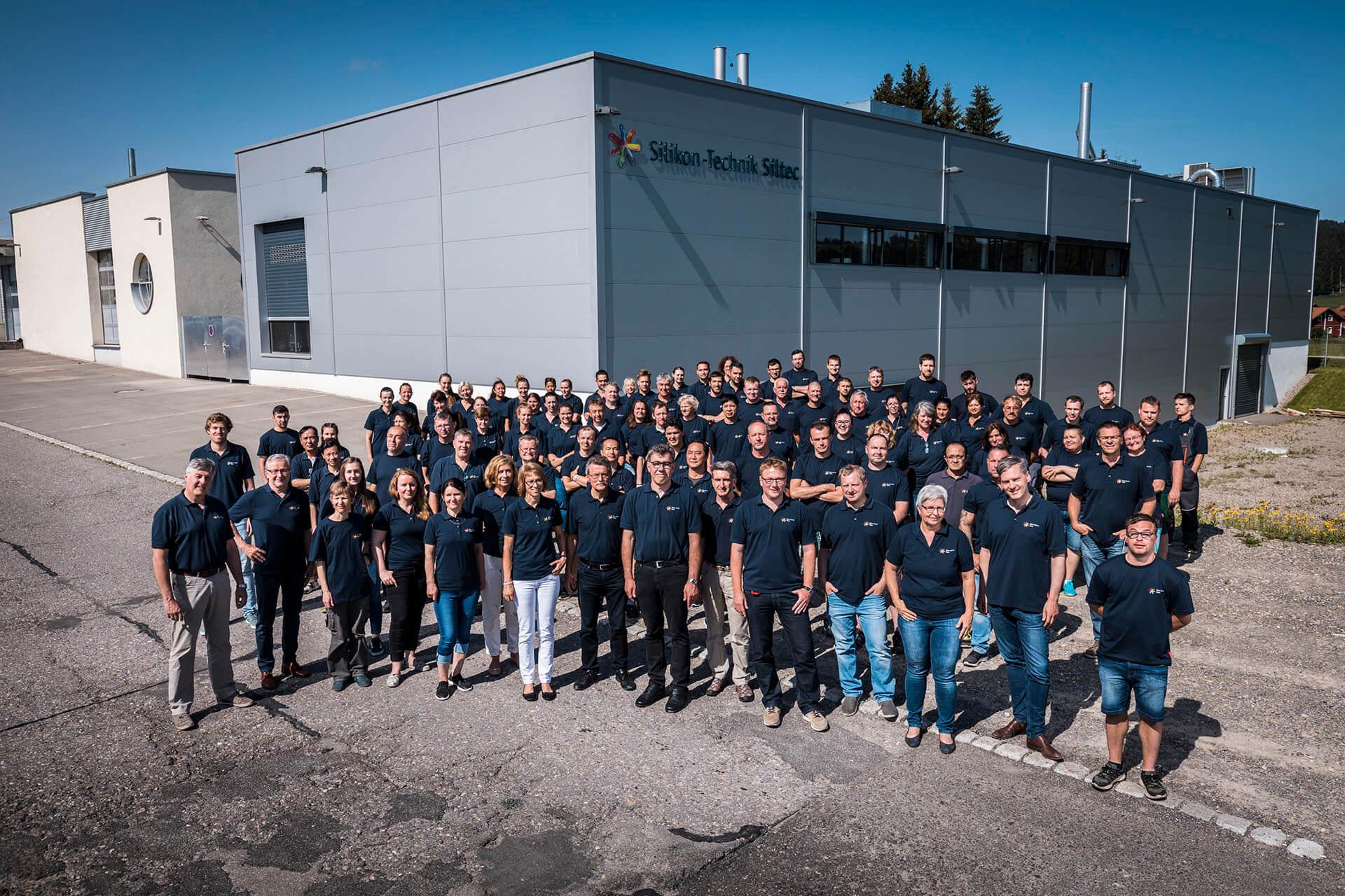 Team von Siltec