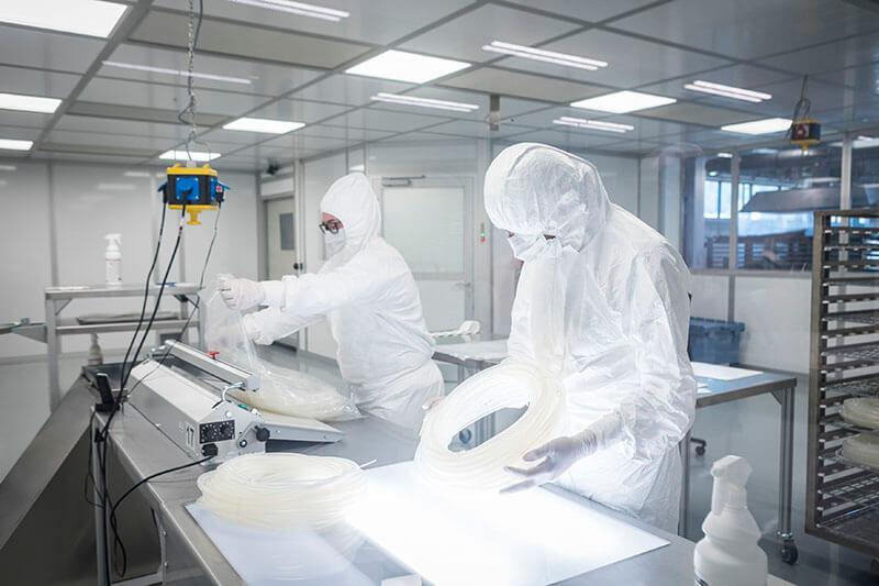 Silicone for Medical Technology | siltec de