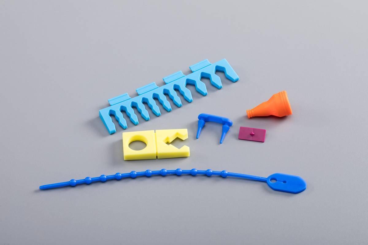 Rapid Prototyping von peroxidischvernetzten Silikon Werkzeugen