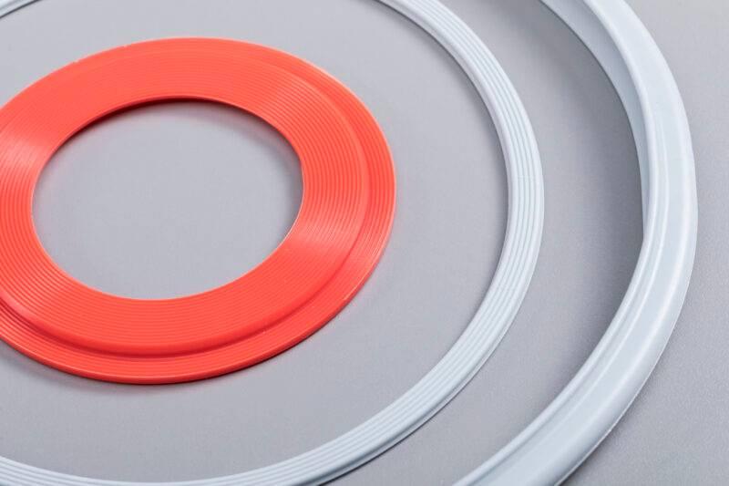 Silikondichtung O Ring fda für die Lebensmittelindustrie