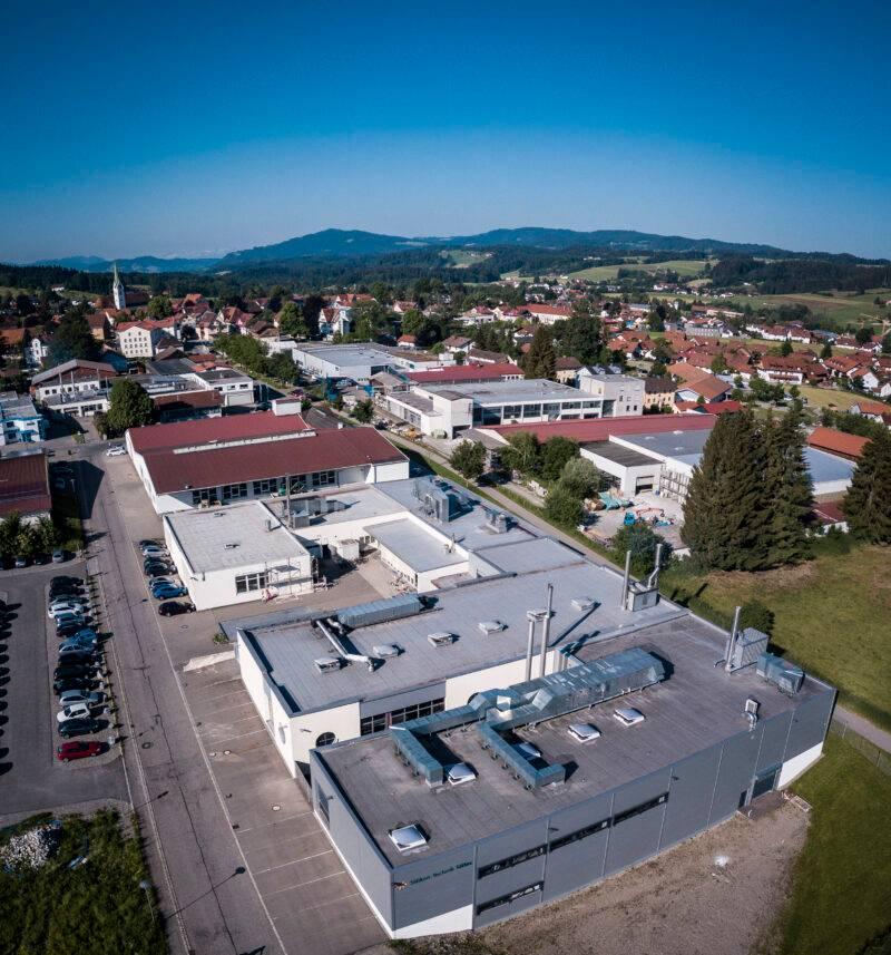 Siltec Silikon Technik Standort Weiler-Simmerberg