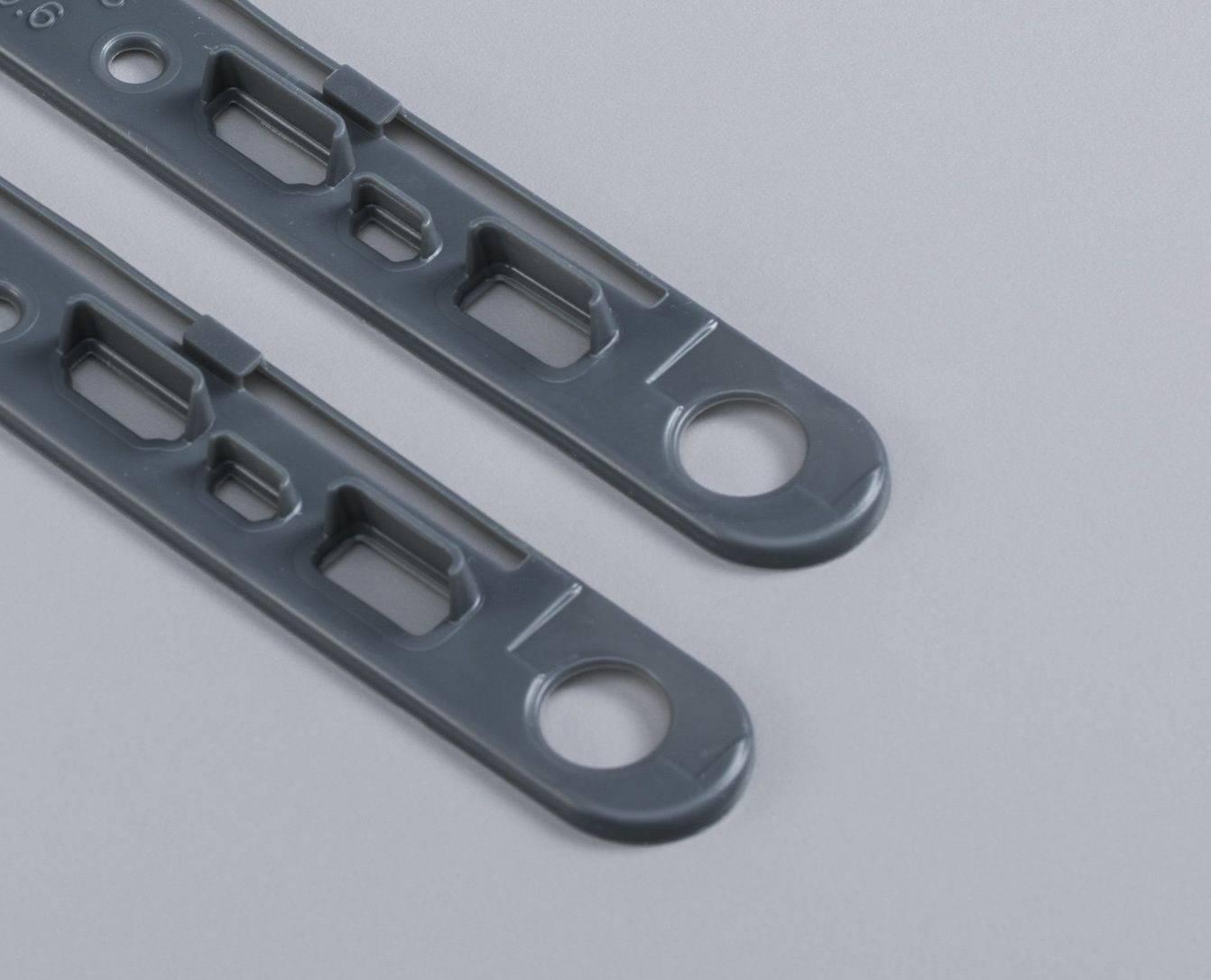 Siltec Silikon Technik schwarzer hitzebeständiger Steckerschutz für elektronische Geräte