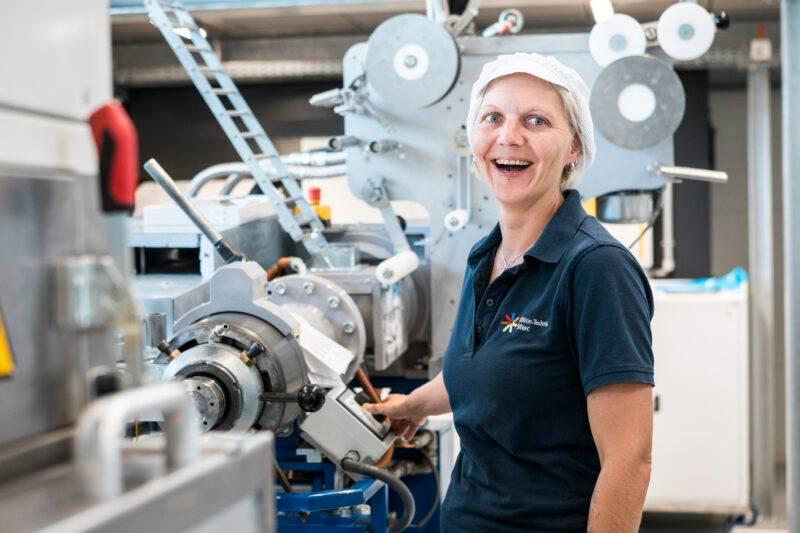 Siltec Silikon Technik sucht Verstärkung für das Team am Standort Weiler-Simmerberg