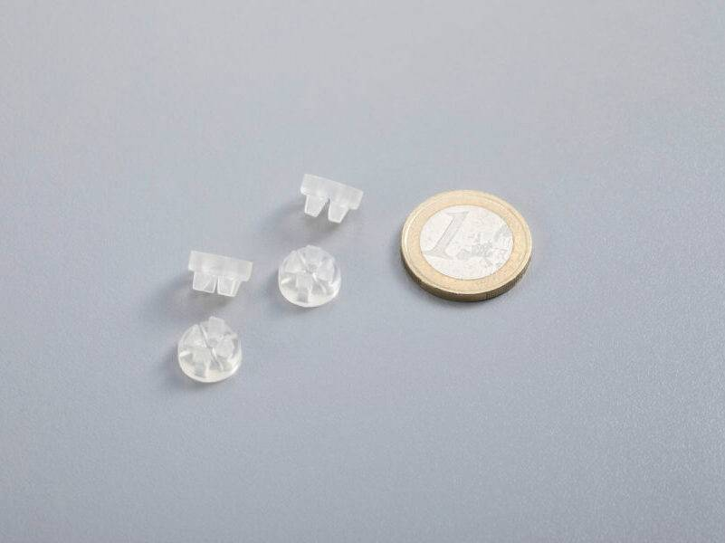 Siltec peroxidischvernetzte Silikon Spritgussteile
