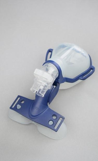 Silikon Gesichtsmaske Thermoplast Komponenten