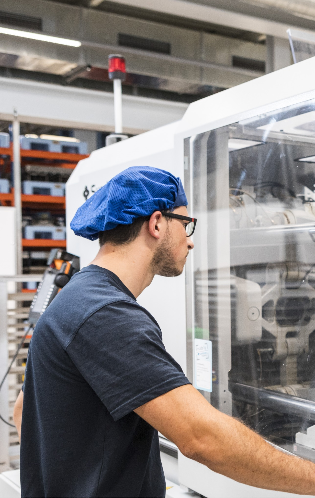 Siltec Systemtechnik Montage Silikonprodukte