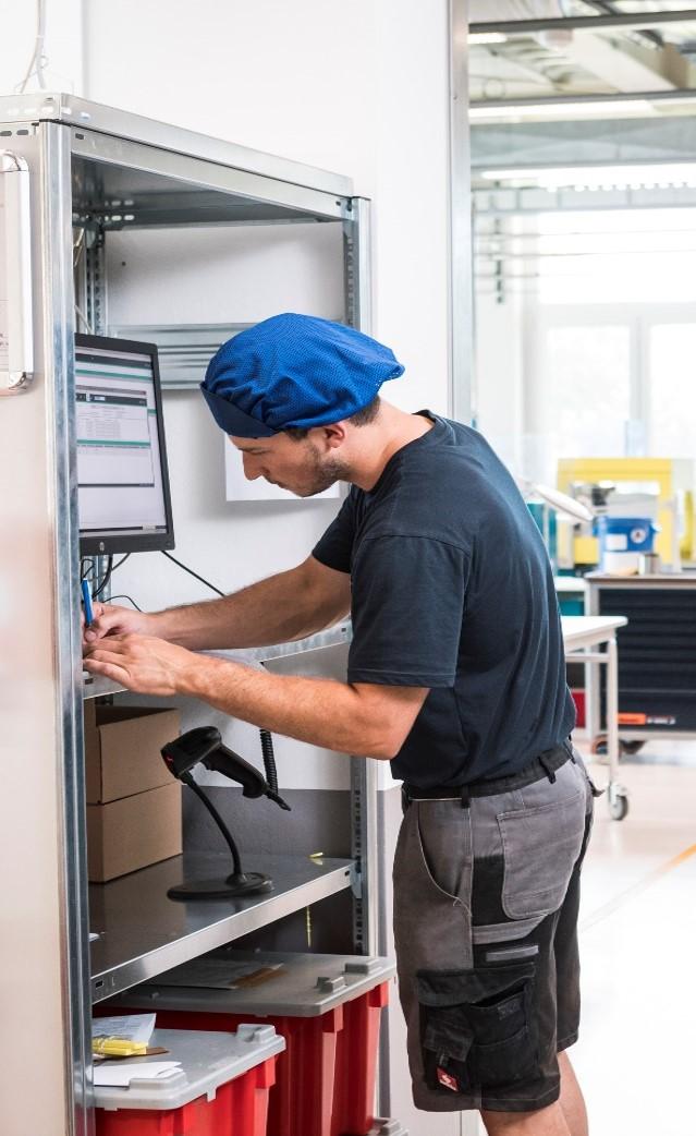 Systemtechnik & Montage bei Siltec