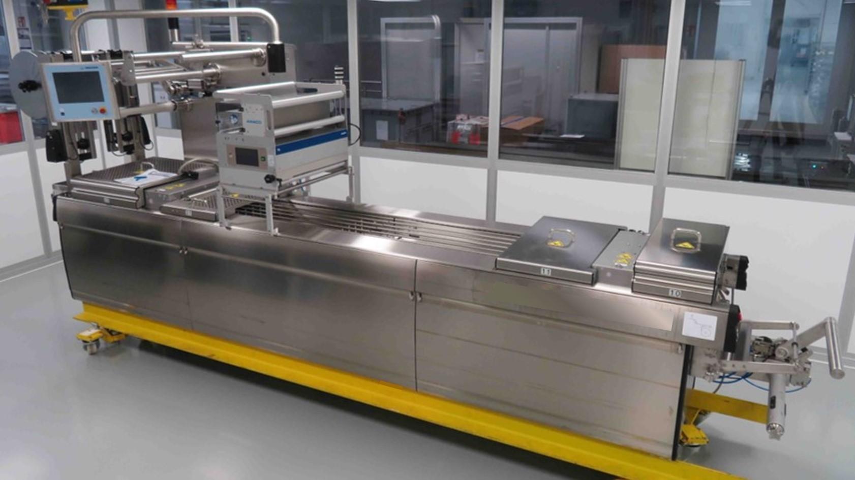 Verpackungsmaschine für HCR und LSR Silikonprodukte
